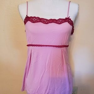 NBW NWT Vintage Victoria's Secret Angels Cami
